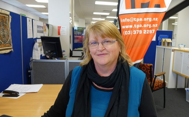 Christchurch tenants Protection Association manager Di Harwood
