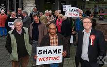 Waikanae locals concerned at proposed Westpac closure