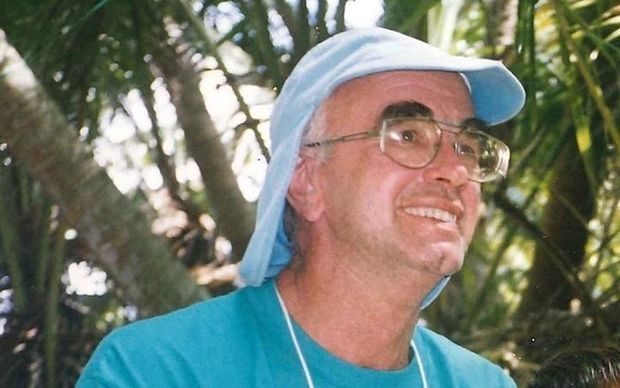 Film director John Anderson, who died in Kiribati in August, age 73.