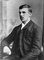 Ernest Rutherford at 21