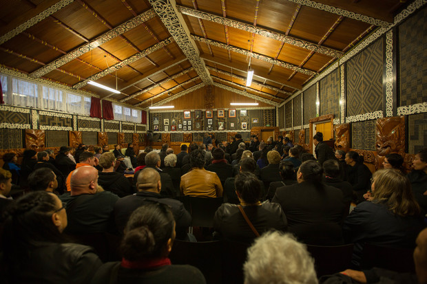 Te Puea Marae closes its doors tonight after first opening them to the homeless three months ago. 31 August 2016.