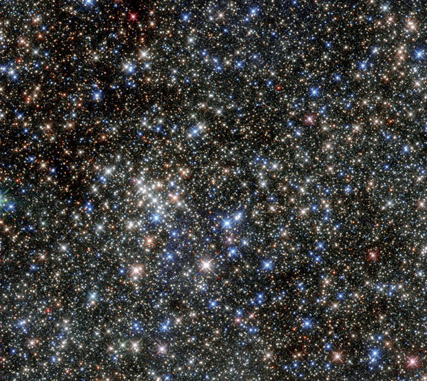 The Quintuplet Cluster