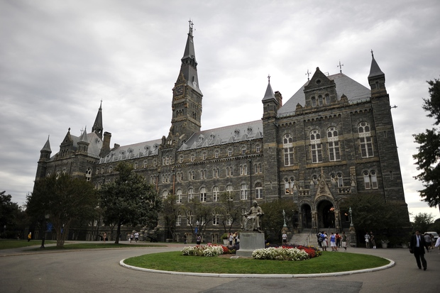 Proceeds from the sale of 278 slaves in 1838 were used to clear Georgetown University's debts.