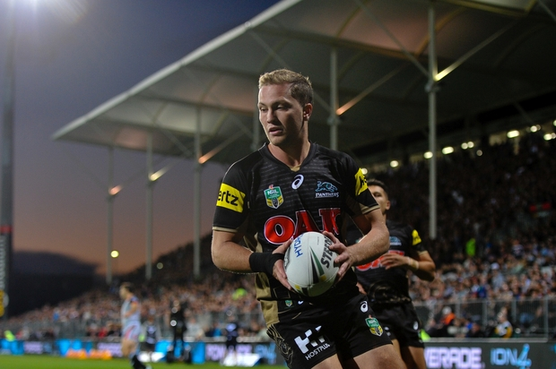 Penrith Panthers captain Matt Moylan