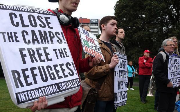 Company at risk over Nauru contract - advocates