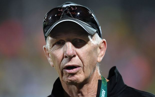 Gordon Tietjens at the 2016 Rio Olympics 9 August 2016.
