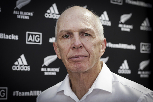 06092016 Photo: Rebekah Parsons-King. Gordon Tietjens steps down as All Blacks Sevens coach.