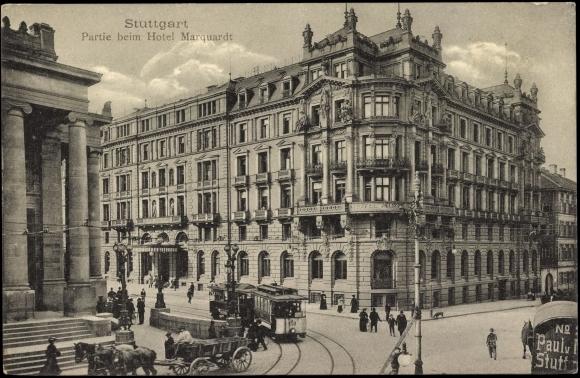 Wagner And Hotels Stuttgart Rnz
