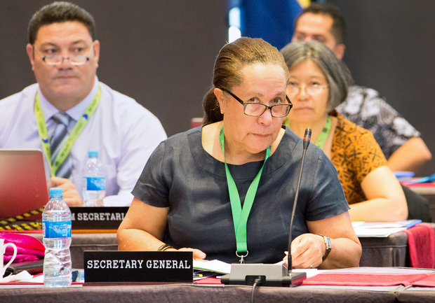The Secretary General of the Pacific Islands Forum, Dame Meg Taylor says West Papua is a sensitive issue.