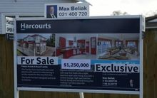 Auckland home owners don't feel like millionaires despite the average home value topping seven figures for the first time.