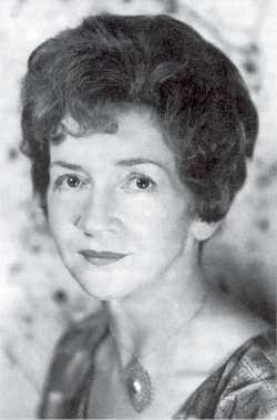 Janetta McStay in 1950s
