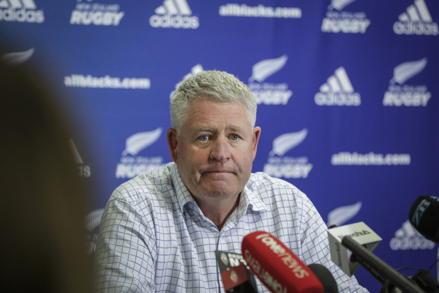 07092016 Photo: Rebekah Parsons-King. New Zealand Rugby will not take action against individuals but has cautioned the Chiefs after investigating allegations players abused a woman performing as a stripper. NZ Rugby CEO Steve Tew