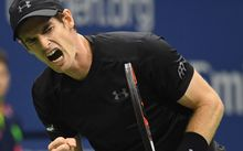 Andy Murray has failed to reach the US Open semi-finals.