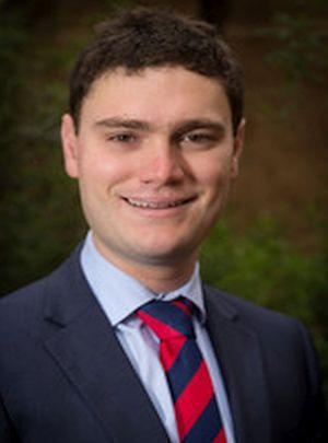 Taxpayers' Union executive director Jordan Williams.