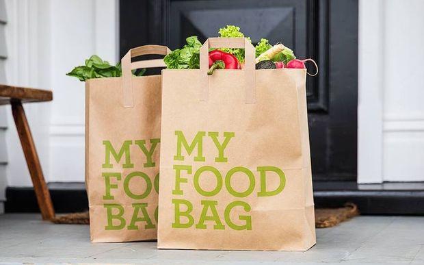 Photo Facebook My Food Bag