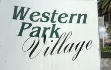 Western Park Village in West Auckland