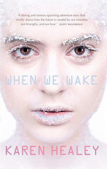 When We Wake book cover
