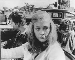 Jeff Bridges, Cybill Shepherd and Timothy Bottoms in The Last Picture Show