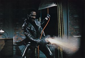 Richard Roundtree setting fashion and film trends in Shaft
