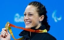 Sophie Pascoe has become New Zealand's most successful Paralympic athlete.