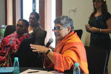 Fiji Women Crisis Centre Co-ordinator Shamima Ali shares her extensive experience and knowledge from working to end violence against women and girls.