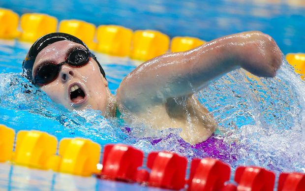 Nikita Howarth has won her second medal of the Rio Paralympics with gold in the 200m medley S7.