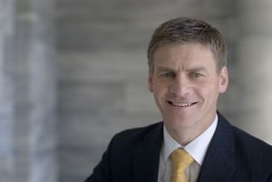 Bill English says the Government will address housing supply.
