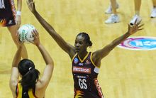 Can Jamaica test the Silver Ferns despite missing key players like goal shoot Romelda Aitken?