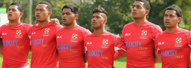 Tonga Under 18s are currently touring Australia.