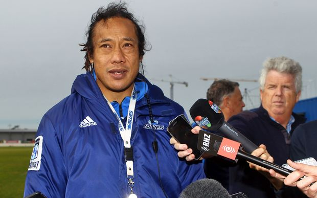 Blues coach Tana Umaga has been appointed to the Maori All Blacks coaching staff