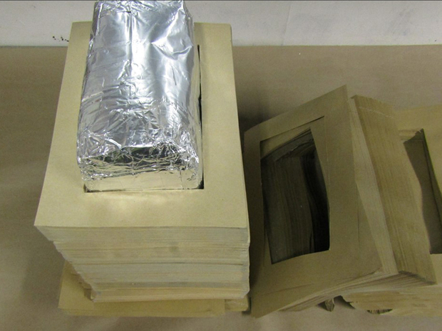 Illegal drugs regularly discovered in American Samoa mail