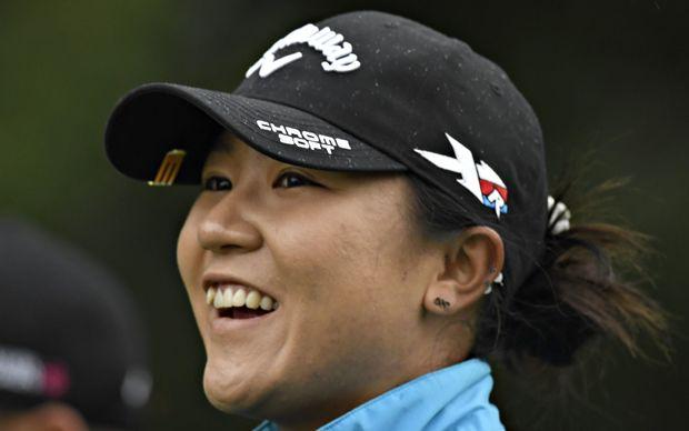 Chun, Park tied atop Evian Championship
