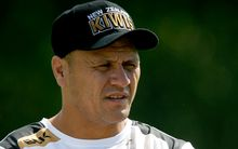 David Kidwell has been appointed the new coach of the Kiwis.