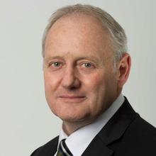 Tait Communications chief executive Garry Diack