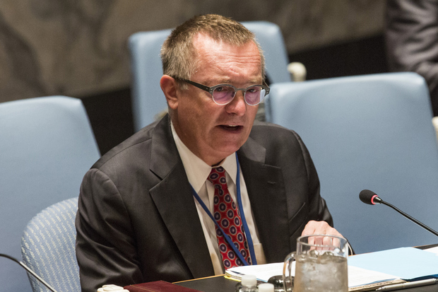 Jeffrey Feltman said there was no bigger crisis, in terms of peace and security on the international scene, than the Syrian crisis.