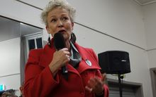 Wellington mayoral candidate Nicola Young