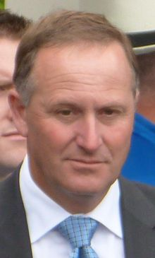 John Key says police believed they were facing a serious situation.