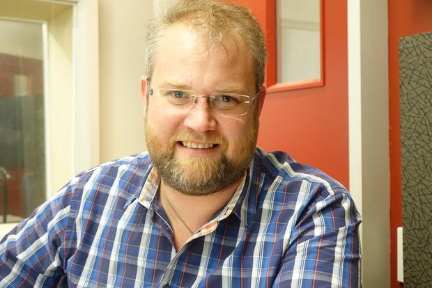 Acclaim Otago report lead author Warren Forster