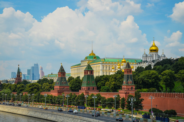The Moscow Kremlin is the best known of the kremlins (Russian citadels) and includes five palaces, four cathedrals, and the enclosing Kremlin Wall with Kremlin towers. The complex serves as the official residence of the President of the Russian Federation. (Wikipedia)