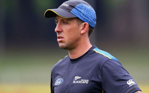 Luke Ronchi will play just his second test for the Black Caps.