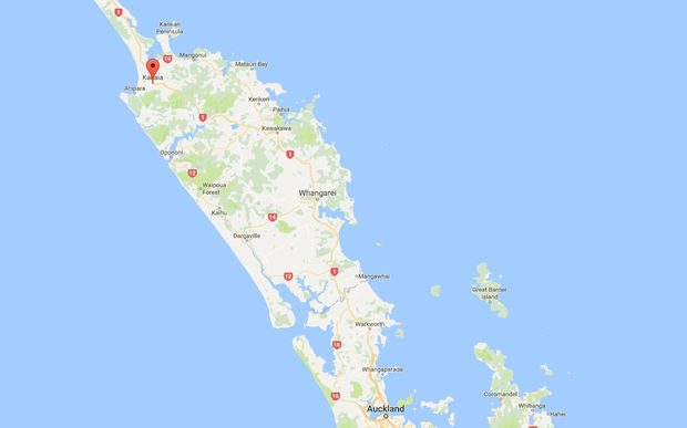 Police discovered the body in bush 20 minutes to the east of Kaitaia, in Northland.