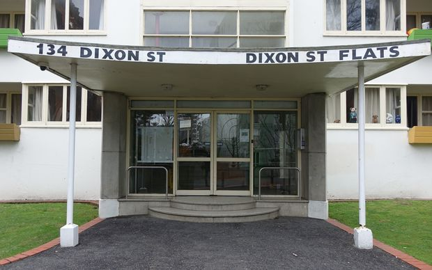 Some living in fear at notorious Wellington flats | RNZ News