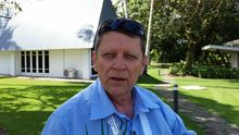 Michael Towler from Performance Flotation Developments in Fiji