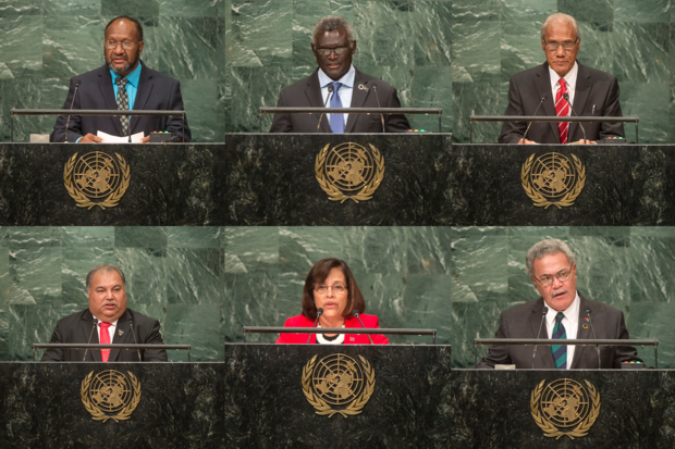 Pacific leaders at the UN General Assembly expressed concern about human rights abuses in Papua.