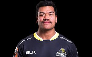 Wellington Lions player Losi Filipo