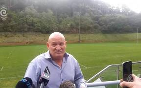 Wellington Rugby press conference on Lois Filipo
