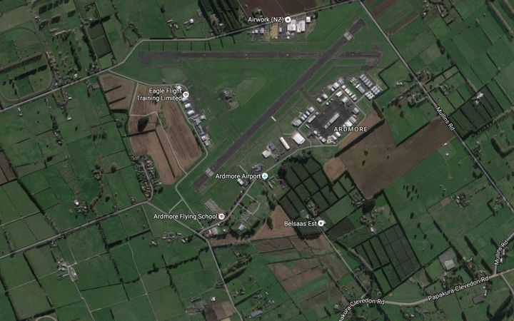 Ardmore Airport