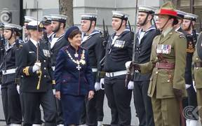 Dame Patsy Reddy sworn in as Governor General