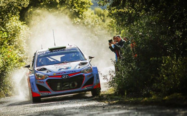 Ogier extends lead at Tour of Corsica