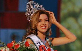 Donald Trump criticised Alicia Machado after she put on weight following her 1996 Miss Universe title win.